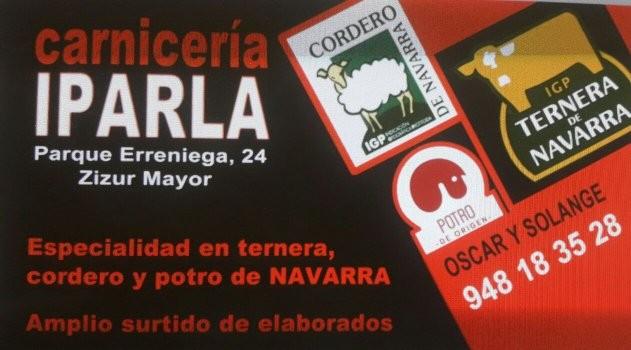 Visita la Página Web de Carnicería IPARLA